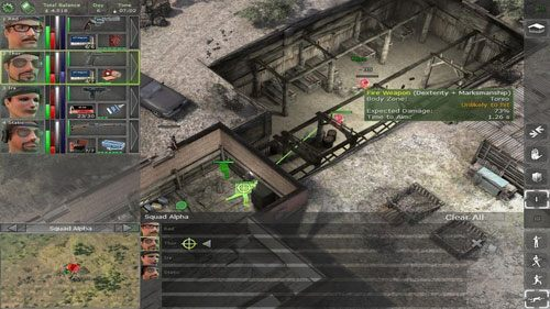 Ostatni wrogowie siedz� w piwnicy - Na dobry pocz�tek - Farma - Lokacje - Jagged Alliance: Back in Action - poradnik do gry