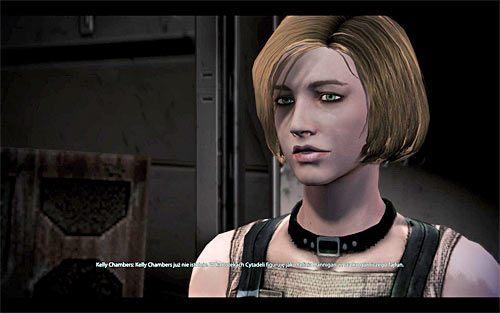 Romanse - Kobieta - Mass Effect 3