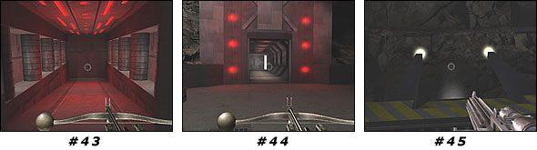 Kontynuuj w�dr�wk� dalej id�c tunelem - Misja 03: Artus Mine - Star Wars Jedi Knight II: Jedi Outcast - poradnik do gry