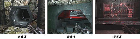 Wybierz najpierw tę z lewej - Misja 04: Artus Detention Area - Star Wars Jedi Knight II: Jedi Outcast - poradnik do gry