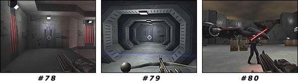 Obejrzysz krótki przerywnik - Misja 05: Artus Topside - Star Wars Jedi Knight II: Jedi Outcast - poradnik do gry