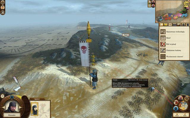 Wyniszczenie rujnuje morale oraz uszczupla szeregi każdej armii. - Pory roku - Mapa kampanii, rody, kalendarz - Total War: SHOGUN 2 - Zmierzch Samurajów - poradnik do gry