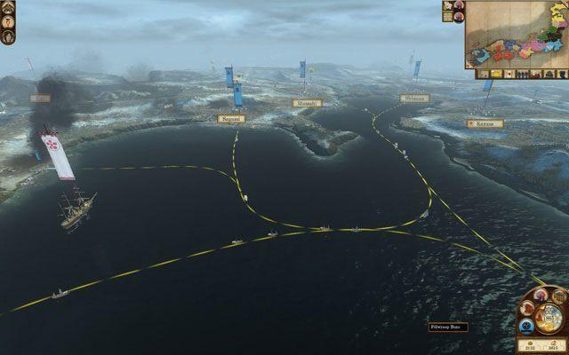 Im więcej posiadamy Portów (tylko jeden przypada na daną prowincję) tym więcej możemy zawrzeć traktatów handlowych - Dyplomacja - Total War: SHOGUN 2 - Zmierzch Samurajów - poradnik do gry