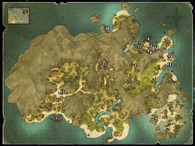 Po tym, jak dotrzesz na wyspę (misja: Na Tacariguę), porozmawiaj z Patty [#1] - Broń tytanów - Zadania - Wybrzeże Ostrzy - Risen 2: Mroczne wody - poradnik do gry