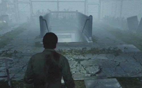 Teraz wr�� na ulic� (Campbell St - Misje poboczne (2) - Silent Hill cz.1 - Silent Hill: Downpour - poradnik do gry