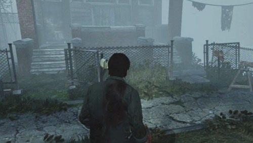 Wyjdź z powrotem na ulicę (Campbell St - Misje poboczne (2) - Silent Hill cz.1 - Silent Hill: Downpour - poradnik do gry