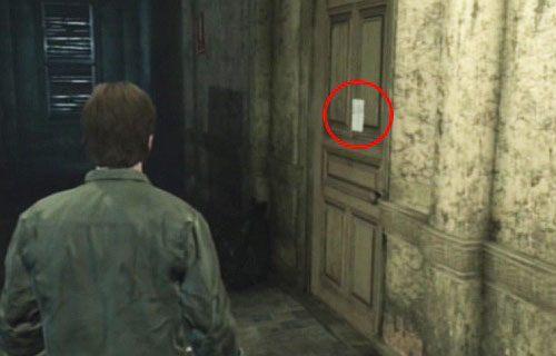W pokoju przeszukaj szafki, aby znaleźć apteczkę oraz tasak - Misje poboczne - Budynek mieszkalny - Silent Hill: Downpour - poradnik do gry