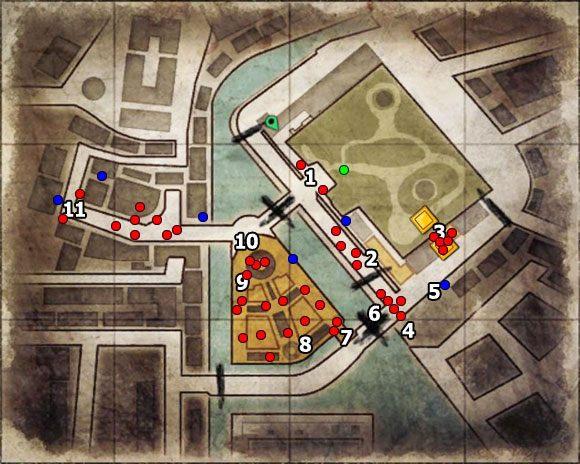 1 - Misja 3 - Muzeum Kaiser-Friedrich (1) - Sniper Elite V2 - poradnik do gry