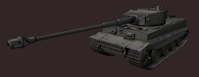 Nazwa - Pz. Kpfw. VI Tiger - World of Tanks - poradnik do gry