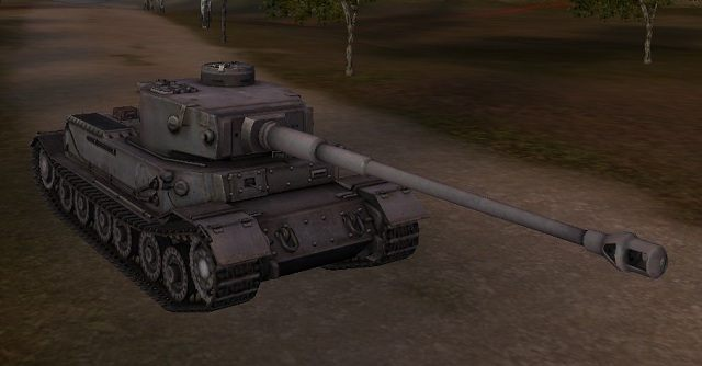 Nazwa - Pz. Kpfw. VI Tiger (P) - World of Tanks - poradnik do gry