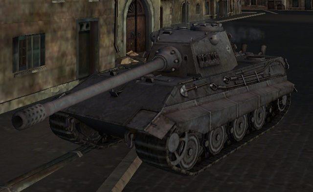 Nazwa - E-75 - World of Tanks - poradnik do gry