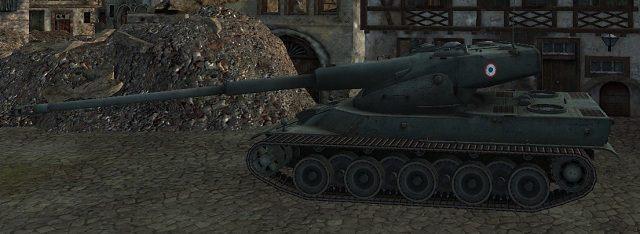 ... - AMX 50 120 - CZOŁGI FRANCUSKIE - World of Tanks - poradnik do gry