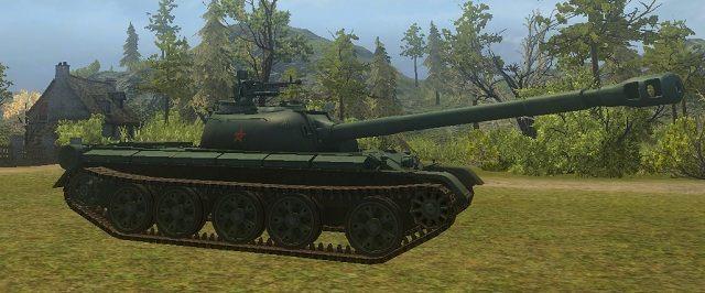 Nazwa - 121 - CZOŁGI CHIŃSKIE - World of Tanks - poradnik do gry