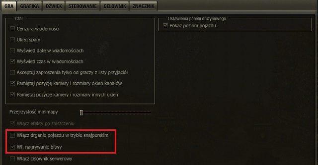 Kolejna bardzo przydatna zmiana w interfejsie to prawidłowe ustawienie znaczników - Ustawienia interfejsu - Porady zaawansowane - World of Tanks - poradnik do gry