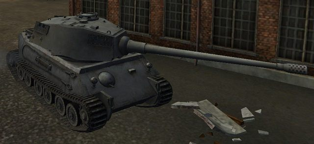 Nazwa - VK 45.02 (P) Ausf. A - World of Tanks - poradnik do gry