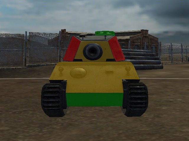 Podobnie jak w przypadku PzKpwf VIB Tiger II, atakując VK 4502 (P) Ausf - VK 45.02 (P) Ausf. A - World of Tanks - poradnik do gry