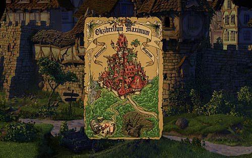 Czas się wzbogacić - Wilbur zostaje magiem (2) - Jak dorobić sie fortuny - Rozdział 2 - In the Town - The Book of Unwritten Tales - poradnik do gry