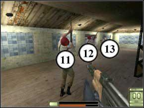 Tuż po otworzeniu drzwi z lewej pojawi się kolejna para - Praga - Soldier of Fortune 2: Double Helix - poradnik do gry
