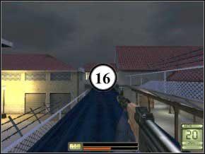 Idź ponownie w stronę wieży kontrolnej - Praga - Soldier of Fortune 2: Double Helix - poradnik do gry