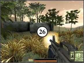 Stań przy bunkrze, bo za nim jest ostatni wróg (27) - Colombia - Soldier of Fortune 2: Double Helix - poradnik do gry