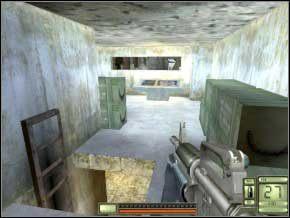 Idź przed siebie, a potem w lewo, trzymaj się blisko skał - Colombia - Soldier of Fortune 2: Double Helix - poradnik do gry