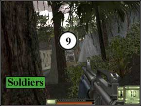 19 - Colombia - Soldier of Fortune 2: Double Helix - poradnik do gry