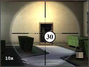 Jak tylko wejdziesz, zrób z niej użytek na strażniku, który wypadnie z prawej (31) - Vergara - Soldier of Fortune 2: Double Helix - poradnik do gry