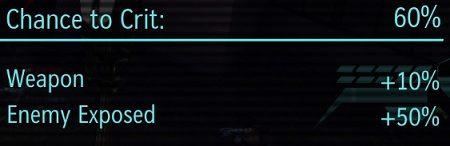Klawisz F1 daje nam również informacje o możliwości trafienia krytycznego. - Obrażenia i trafienia krytyczne - Turowy system walki - XCOM: Enemy Unknown - poradnik do gry