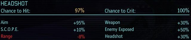 Snajper + Laser Sniper Rifle + Headshot = martwy obcy. - Obrażenia i trafienia krytyczne - Turowy system walki - XCOM: Enemy Unknown - poradnik do gry