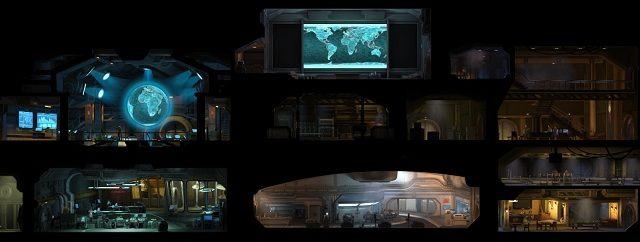 Baza XCOM w całej okazałości. - Baza - XCOM: Enemy Unknown - poradnik do gry