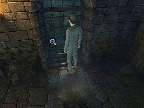 Po wszystkim jako Watson udaj się do sutereny, by wraz ze strażnikami sprawdzić cele - Uruchom alarm - Ucieczka z więzienia Westgate - Testament Sherlocka Holmesa - poradnik do gry