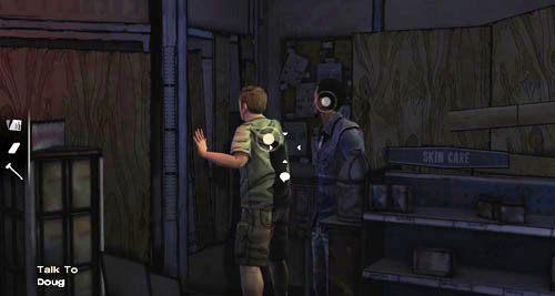 Czas zająć się zdobyciem pigułek dla Larry'ego - 6 - Hey, Bud - Epizod I - A New Day - The Walking Dead - poradnik do gry