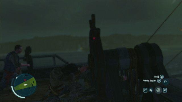 Cel dodatkowy: Trzykrotnie skutecznie brasuj podczas atak�w - 5 - Nauka na b��dach - Opis przej�cia - Assassins Creed III - poradnik do gry