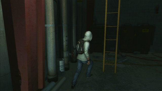 Po d�u�szej animacja wcielisz si� w posta� Desmonda i b�dziesz musia� wdrapa� si� na szczyt wie�owca - 5 - Pierwsze �r�d�o energii - Opis przej�cia - Assassins Creed III - poradnik do gry
