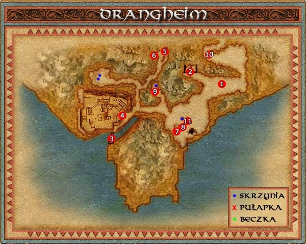 1 - Drangheim - Might & Magic IX: Writ of Fate - poradnik do gry