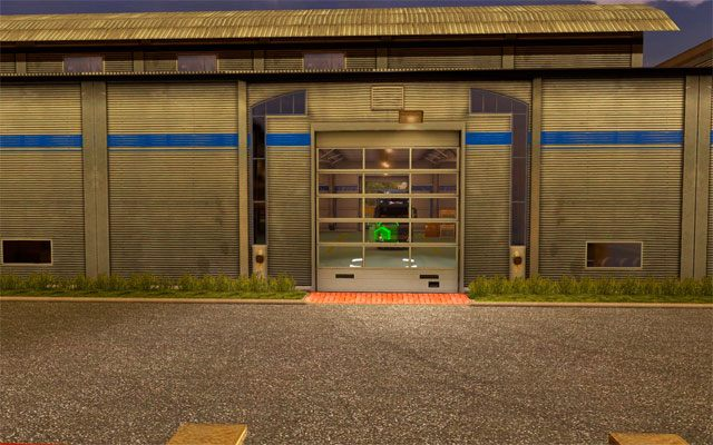 Natychmiast przejdzie on na twoją własność - Modernizacja i kupno garażu | Garaż - Euro Truck Simulator 2 - poradnik do gry