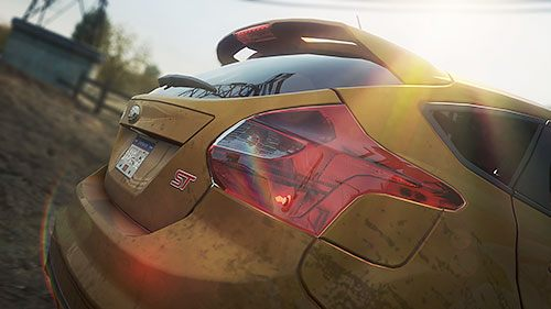 Jedynym samochodem, którego nie można odszukać na mapie w trybie dla jednego gracza jest Ford Focus ST, dostępny jedynie w grze sieciowej - Lista samochodów - Need for Speed: Most Wanted - poradnik do gry