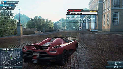 Poza ogólno dostępnymi samochodami w grze do zdobycia jest również 10 samochodów egzotycznych - Lista samochodów - Need for Speed: Most Wanted - poradnik do gry