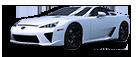 //LEXUS LFA - Samochody MOST WANTED - Lista samochodów - Need for Speed: Most Wanted - poradnik do gry