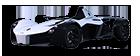 //BAC MONO - Samochody z punktów podmiany - Lista samochodów - Need for Speed: Most Wanted - poradnik do gry