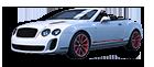 //BENTLEY SUPERSPORTS ISR - Samochody z punktów podmiany - Lista samochodów - Need for Speed: Most Wanted - poradnik do gry