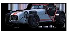 //CATERHAM SUPERLIGHT R500 - Samochody z punktów podmiany - Lista samochodów - Need for Speed: Most Wanted - poradnik do gry