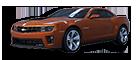 //CHEVROLET CAMARO ZL1 - Samochody z punktów podmiany - Lista samochodów - Need for Speed: Most Wanted - poradnik do gry