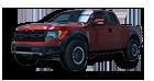 //FORD F-150 SVT RAPTOR - Samochody z punktów podmiany - Lista samochodów - Need for Speed: Most Wanted - poradnik do gry