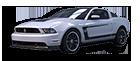 //FORD MUSTANG BOSS 302 - Samochody z punktów podmiany - Lista samochodów - Need for Speed: Most Wanted - poradnik do gry