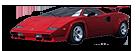//LAMBORGHINI COUNTACH - Samochody z punktów podmiany - Lista samochodów - Need for Speed: Most Wanted - poradnik do gry