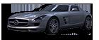 //MERCEDES-BENZ SLS AMG - Samochody z punktów podmiany - Lista samochodów - Need for Speed: Most Wanted - poradnik do gry