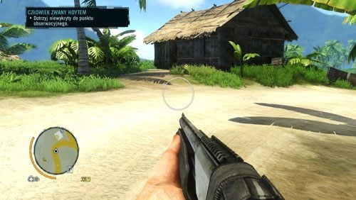 W Badtown udaj się do domu agenta Willisa, gdzie zejdź do piwnicy, by z nim porozmawiać - Człowiek zwany Hoytem - Misje główne - Far Cry 3 - poradnik do gry