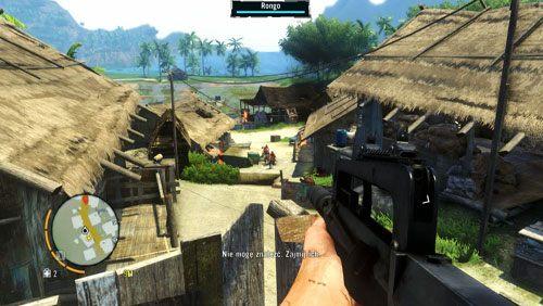 Eliminuj wrogów, aż dotrzesz do wyznaczonego domu - Człowiek zwany Hoytem - Misje główne - Far Cry 3 - poradnik do gry
