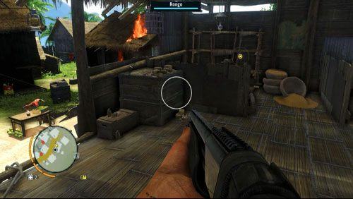W domu na skrzyni (obrazek) znajduję się dość sporo amunicji, jeżeli będziesz jej potrzebował - Człowiek zwany Hoytem - Misje główne - Far Cry 3 - poradnik do gry